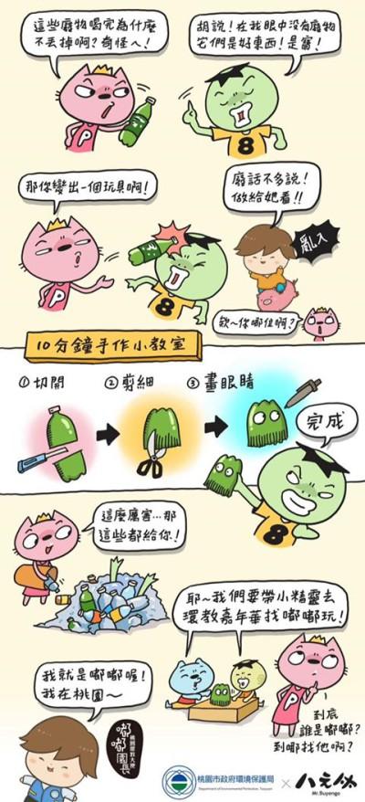 桃園環教嘉年華x8元哥